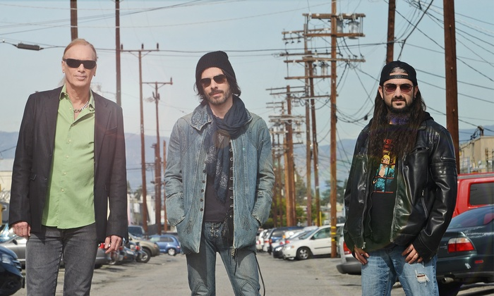 The Winery Dogs - State Theatre: The Winery Dogs at State Theatre on Saturday, May 3, at 8 p.m. (Up to 61% Off)