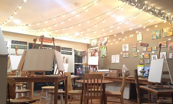 Hashtag Art Studio - Contoocook: $20 for $40 Worth of Arts and Crafts Supplies — Hashtag Art Studio