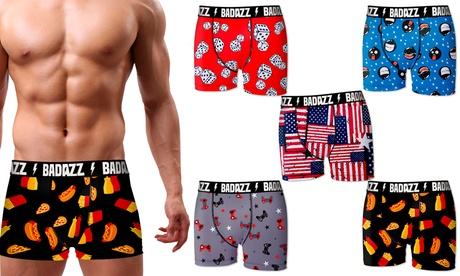 Set de 5 boxers para hombre