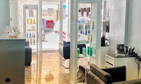 Sesión de peluquería con opción a tinte, mechas y tratamiento de queratina en Joan Silva Hair Studio