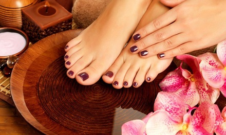 2 sesiones de manicura y/o pedicura en Beauchic Beauty Salon
