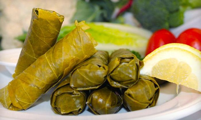 Al Makan - Clawson: Mediterranean Lunch or Dinner Fare at Al Makan in Clawson