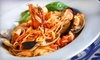 Pines of Florence - DC - Kalorama: $15 for $30 Worth of Italian Fare and Drinks at Pines of Florence DC