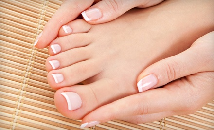 Traditional Mani-Pedi (a $28 value) - Ritz Nail & Spa in Astoria