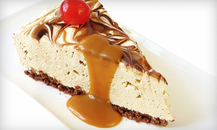 Sweet Hereafter - West End: Cheesecake Dessert with Drinks for Two or 6-Inch Cheesecake at Sweet Hereafter