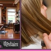 64% Off at The Salon Upstairs