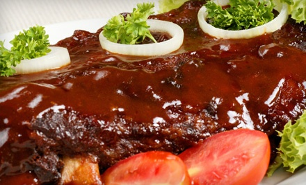 $14 Groupon to Boss Hawg's Catering and Co. - Boss Hawg's Barbeque & Catering Co. in Topeka