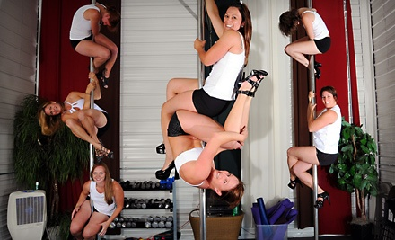 Intro to Pole Workshop (a $50 value) - The Pole Vault in Denver