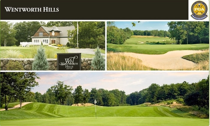 Wentworth Hills Golf Club - Plainville: $42 for 18 Holes at Wentworth Hills ($70 Value)