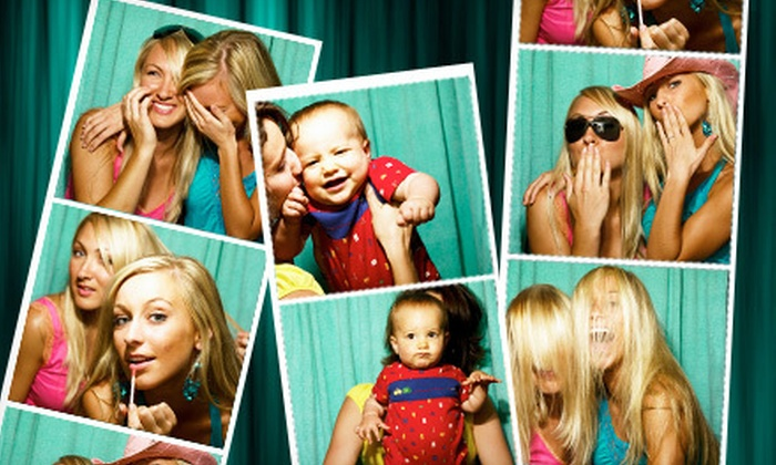 Eventful Rental - Springfield: $399 for a Three-Hour Digital Photo-Booth Rental and Unlimited Prints from Eventful Rental ($1,100 Value)