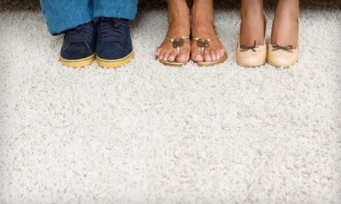 A-Town Hi-Tech - Abilene, TX: $40 for a Two-Room Carpet Cleaning from A-Town Hi-Tech ($80 Value)