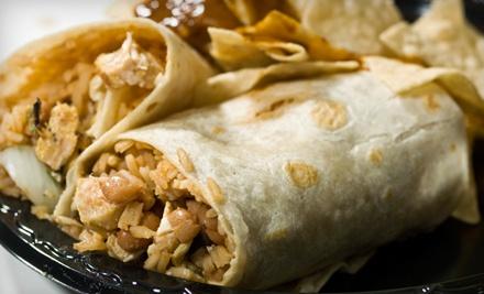 Bolet's Burrito - Bolet's Burrito in Toronto