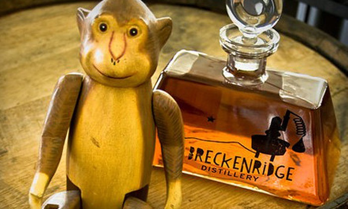Breckenridge Distillery - Multiple Locations: $10 for $20 Worth of Merchandise, Plus Tour and Tasting at Breckenridge Distillery