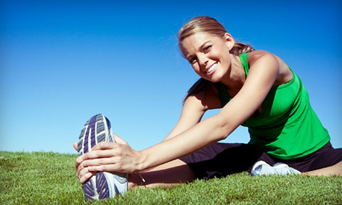 NYC Boot Camp - Multiple Locations: 5 or 10 Boot-Camp Classes at NYC Boot Camp (Up to 81% Off)