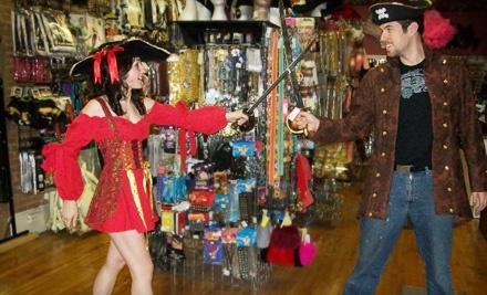 $40 Groupon to Fantasy Attic Costumes - Fantasy Attic Costumes in Ypsiltanti