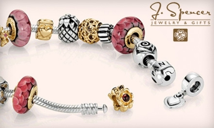 J. Spencer Jewelry & Gifts - Multiple Locations: $15 for $30 Worth of Accessories and Gifts at J. Spencer Jewelry & Gifts