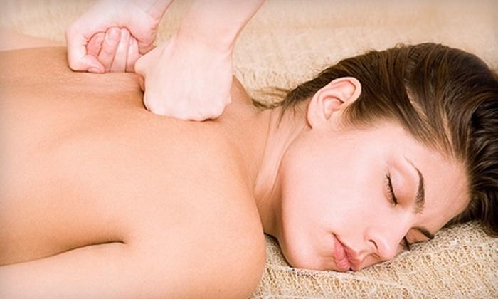 Accentrix's Salon and Spa - Alliance: $25 for Massage at Accentrix's Salon and Spa (Up to $55 Value)