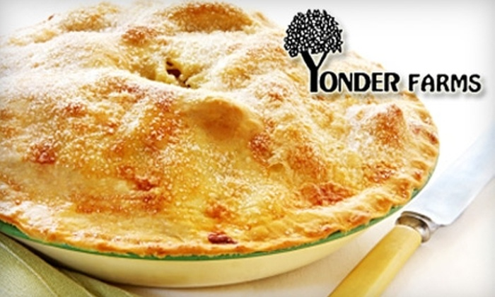 Yonder Farms - Colonie: $5 for $10 Worth of Fresh Bakery Bites, Gifts, and More at Yonder Farms