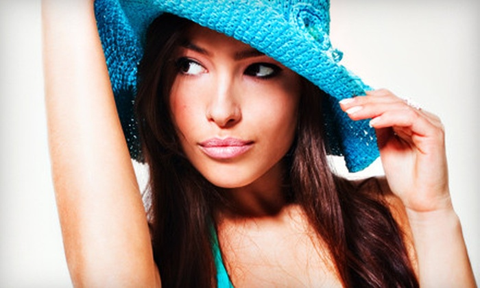 Waterloo Tan - East Chandler Rd Retail: Two or Four VersaSpa Spray-Tan Sessions at Waterloo Tan in Round Rock (Up to 73% Off)