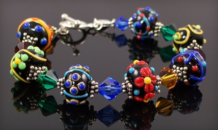 Beads 'N Things - Pittsford: $10 for $20 Worth of Beads, Materials, and More or $20 for a Basic Beading Class ($40 Value) at Beads 'N Things