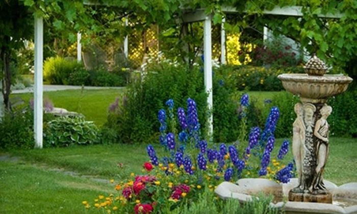 Lithia Springs Resort - Ashland: $299 for Two-Night Stay with Wine Tastings and More at Lithia Springs Resort (Up to $630.50 Value) in Ashland