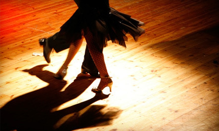 Dance Tonight - Tangletown: $59 for Two 50-Minute Private Dance Lessons and One Practice Party for One Person or a Couple at Dance Tonight ($166 Value)