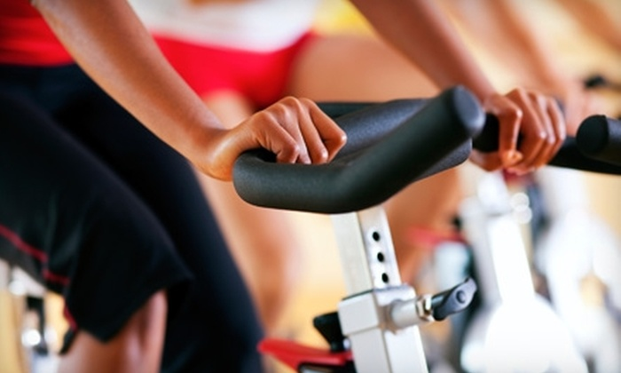 The Fit - Madison: $35 for a Five-Class Pass for Gym Class and Indoor Cycling at The Fit