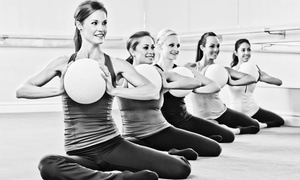 Barre Forte: 5 or 10 Barre Forte Classes or One Month of Unlimited Classes at Barre Forte (Up to 50% Off)