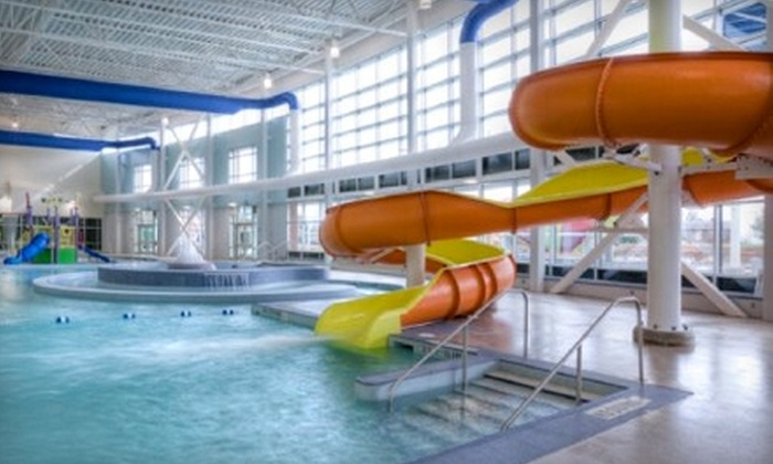Green Ridge Recreation Center - Hollins: $35 for a 10-Punch Pass to Green Ridge Recreation Center (Up to $90 Value)