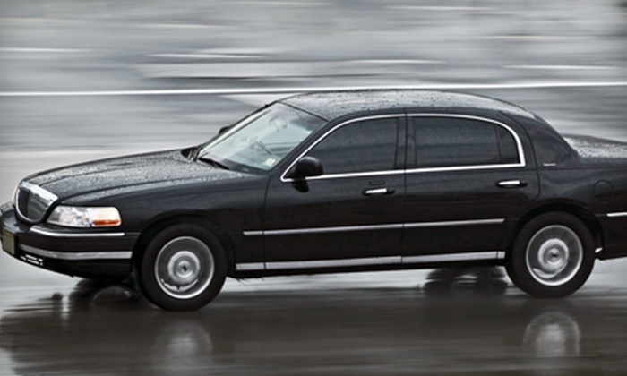 Quality Limo - Russian Hill: $159 for a Four-Hour Wine-Country Excursion from Quality Limo (a $295 Value)