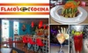 Flaco's Cocina - University City: $9 for $20 Worth of Latin and Caribbean Cuisine at Flaco's Cocina