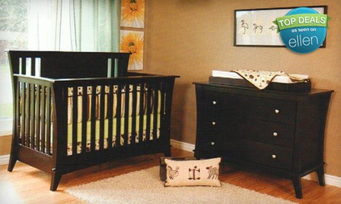 Stork Avenue Boutique - St. Albert: $79 for $200 Worth of Children's Furniture at Stork Avenue Boutique in St. Albert
