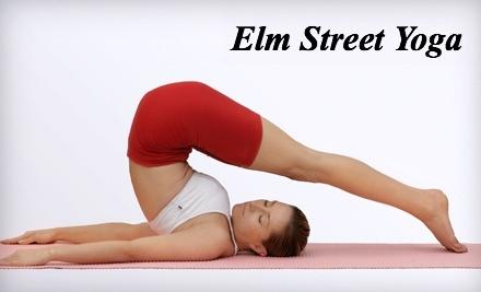 Elm Street Yoga - Elm Street Yoga in Columbia