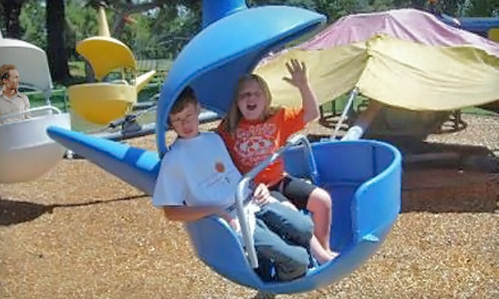 Kiwanis Kiddieland - Merced: $5 for Afternoon of Amusement-Park Rides at Kiwanis Kiddieland in Merced