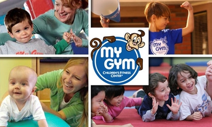 My Gym Children's Fitness Center - Sterling Ridge: $39 for Lifetime Membership and Two Classes at My Gym Children's Fitness Center in The Woodlands ($116.20 Value)