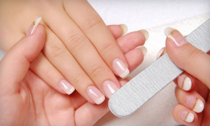 Cindy St. John - Multiple Locations: $17 for Shellac Manicure (Up to $35 Value) or $15 for Two Waxing Treatments (Up to $30 Value) from Cindy St. John