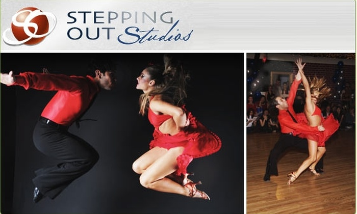 Stepping Out Studios - New York City: $40 for a Four-Week Beginner Dance Course (Normally $85)