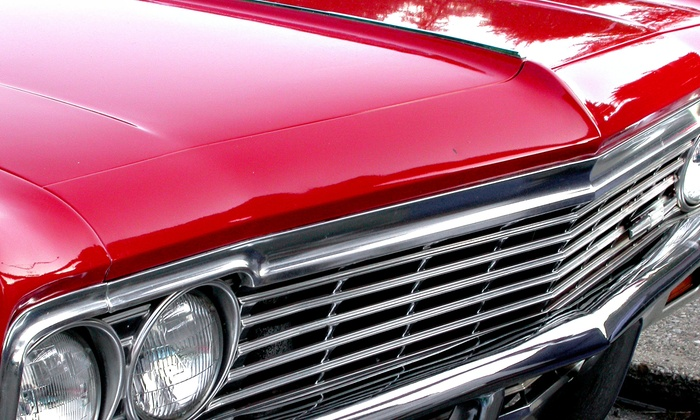GAA Classic Cars - Greensboro: Classic Car Show and Auction Tickets for Two or Four from GAA Classic Cars (50% Off)