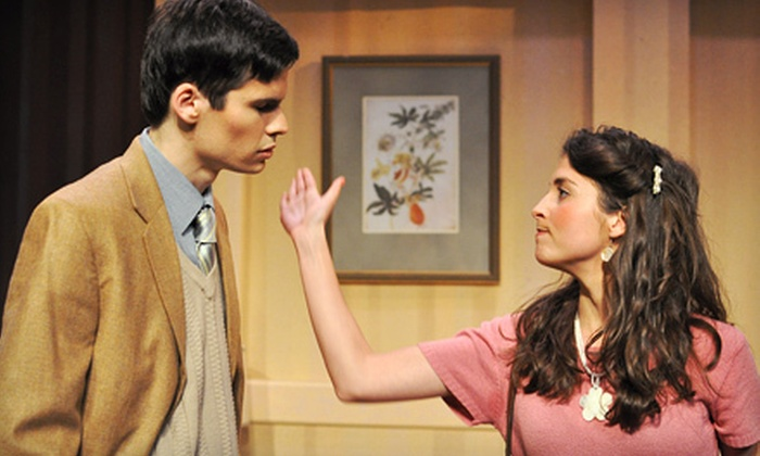 """University Players - University: $10 to See University Players' """"Some Girl(s)"""" at Essex Hall on April 13, 14, or 15 ($20 Value)"""