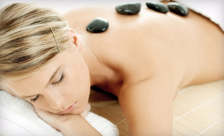 60-Minute Hot Stone Massage (an $85 value) - FreeStyle Salon in Mill Bay