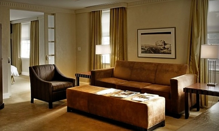 Windsor Arms Hotel - Downtown Toronto: $295 for a Deluxe Suite at the Windsor Arms Hotel (Up to $625 Value)