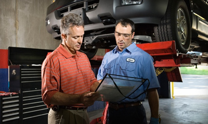 Village Transmission & Auto Clinic - Edmonds Greenery Condominiums: $35 for Two Oil Changes at Village Transmission & Auto Clinic in Edmonds ($100.20 Value)