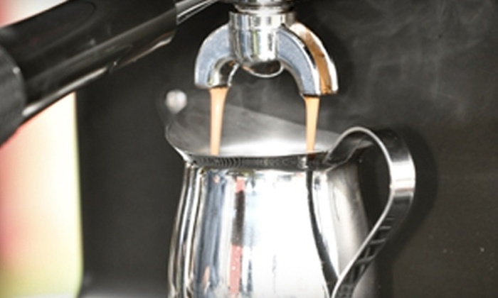 Perks Espresso Catering - Anchorage: $65 for 90 Minutes of Coffee Catering from Perks Espresso Catering ($155 Value)