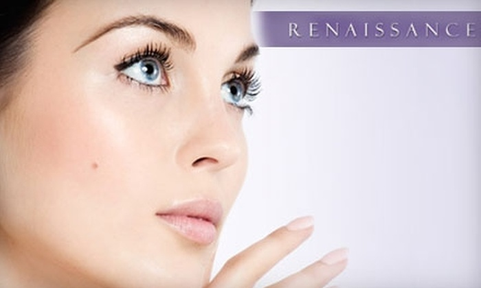 Renaissance Salon & Spa - Northeast Virginia Beach: $120 for a Keratin Smoothing Treatment at Renaissance Salon & Spa in Virginia Beach ($350 Value)
