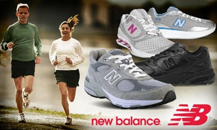 New Balance Tucson - Catalina Village: $25 for $50 Worth of Shoes and Clothing at New Balance Tucson