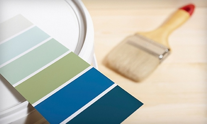 Creations-N-Colors - Washington DC: $99 for a One-Room Paint Job from Creations-N-Colors ($450 Value)