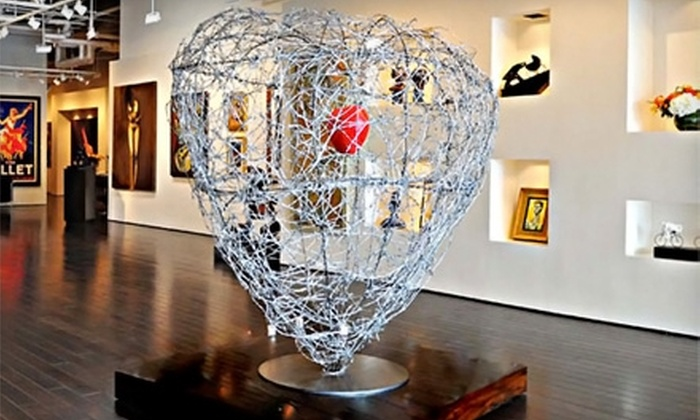 Off the Wall Gallery - Great Uptown: $99 for $200 Toward Custom Framing and Artwork at Off the Wall Gallery