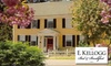 E. Kellogg Bed and Breakfast - Bethany: $125 for Two-Night Stay and Breakfast at E. Kellogg Bed and Breakfast in Bethany (Up to $320 Value)