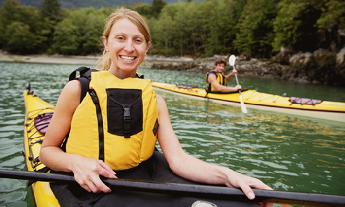 Ultimate Watersports - Multiple Locations: Two-Hour Self-Guided Kayak Tour for One or Two from Ultimate Watersports in Middle River (Half Off)
