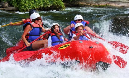 Whitewater <strong>Rafting</strong> Adventure for One or Two at Harpers Ferry Adventure Center (Up to 29% Off)